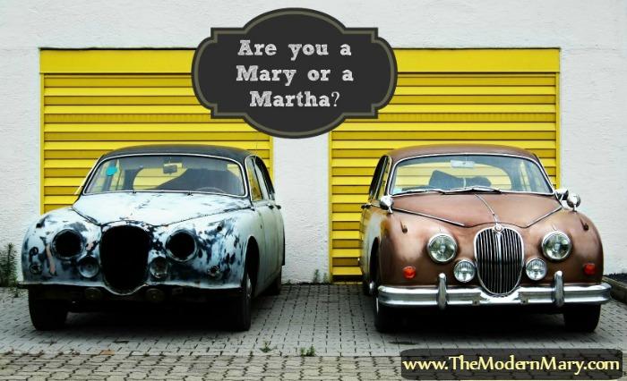 The Story of Mary & Martha