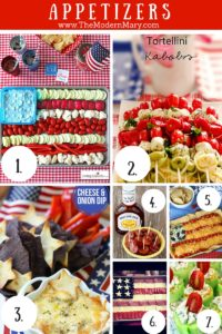 Easy & budget-friendly outdoor patriotic party ideas for the 4th of July, Veterans Day & Memorial Day. Decor, drinks, games, food and party favors. Very patriotic but simple!