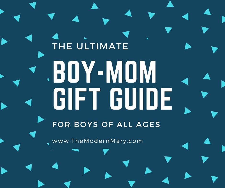 Ultimate Gift Guide for Boys of ALL Ages