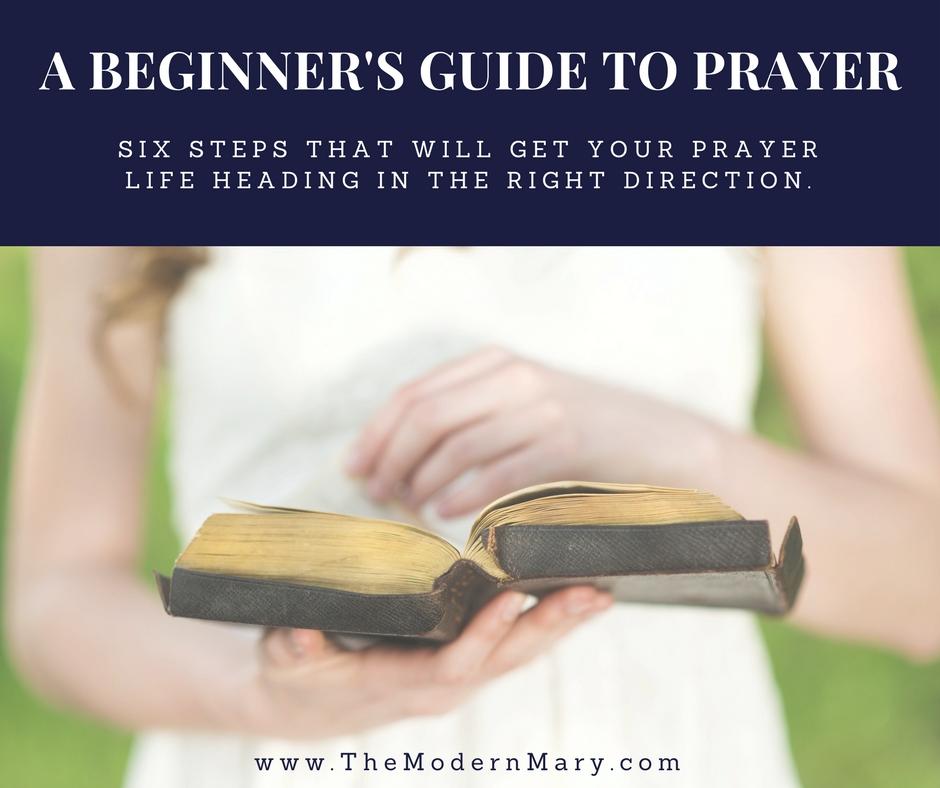 How to Pray: A beginner's guide #prayer #ChristianLife #NewBeliever